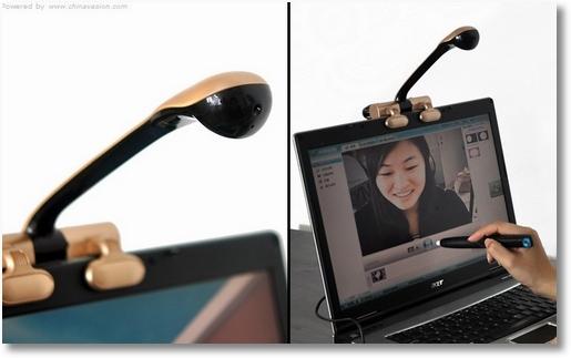 Touch Screen Camera For Laptop - обычный монитор станет сенсорным