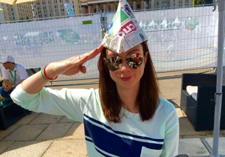 Екатерина Гамова: Друзья говорят: «Катя, как классно тебе теперь!»