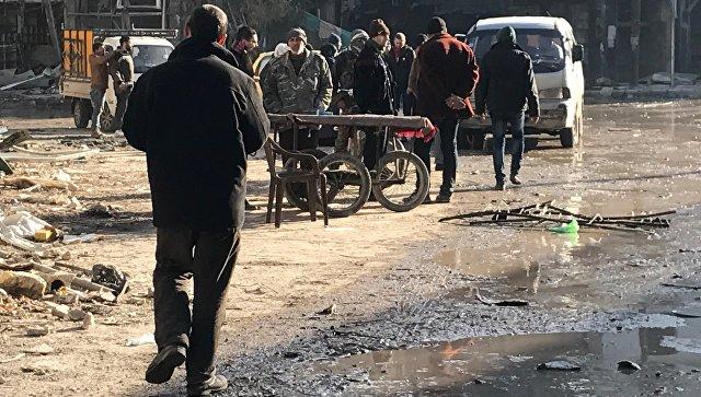 Новости Сирии. Сегодня 12 февраля 2017