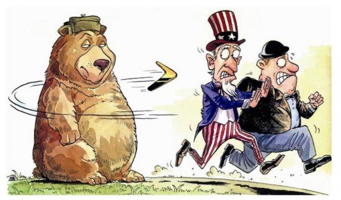 Александр Роджерс: США и санкции — целились в Россию, попали в ЕС