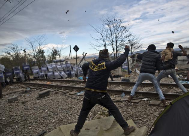 «Шведский» беженец россиянке: Тебя сначала изнасилуют, а потом убьют
