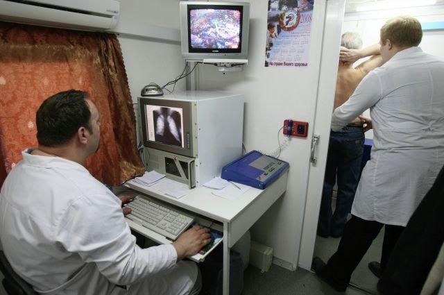 Более 10 млн человек в мире заразились туберкулезом в 2016 году – ВОЗ