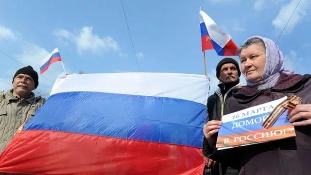 Исторический выбор Крыма