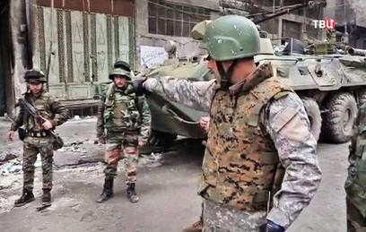 В Москве идет подготовка к переговорам по сирийскому урегулированию