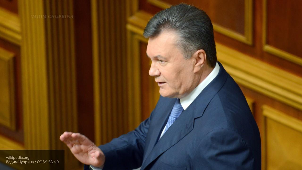 Януковичу хотят запретить въезд в ДНР
