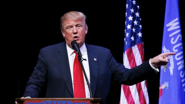 Дональд Трамп допустил ликвидацию НАТО