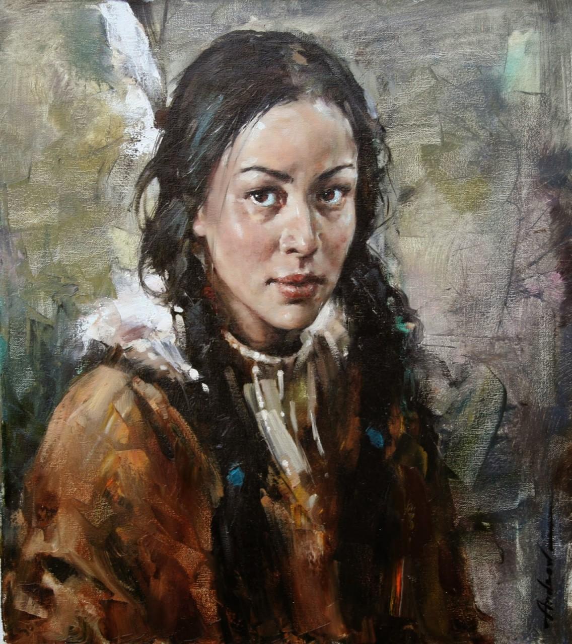 Работы художника Андрея Атрошенко