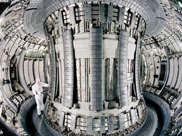 Петербургские физики улучшили работу термоядерного реактора
