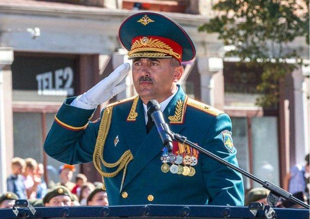СМИ: российский генерал подо…