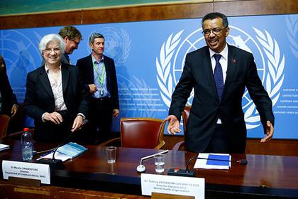 Украину вместе с Гвинеей-Бисау лишили права голоса в Генассамблее ВОЗ