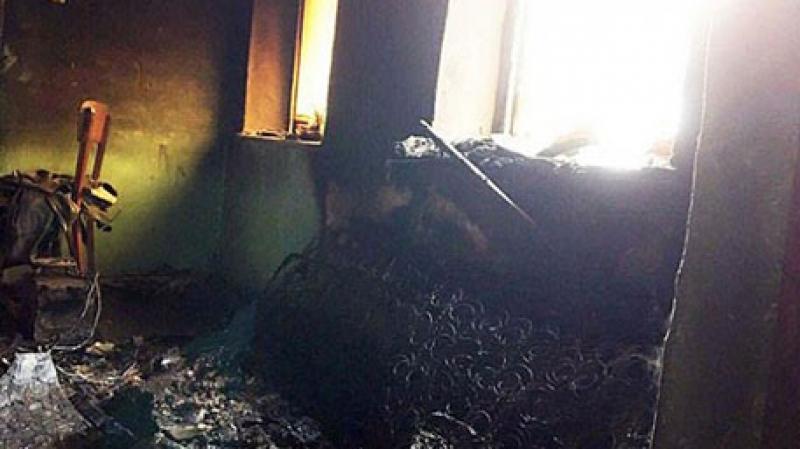 Уничтожены диверсанты, атаковавшие воинскую часть в Донецке