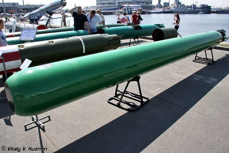 Торпеда УГСТ «Физик-2» / «Футляр». Загадочная новинка российского флота
