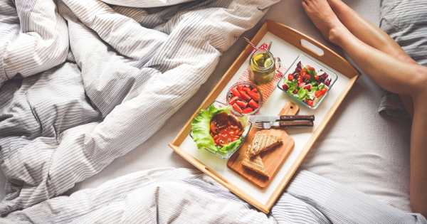 Какправильное питание поможет вамвыспаться