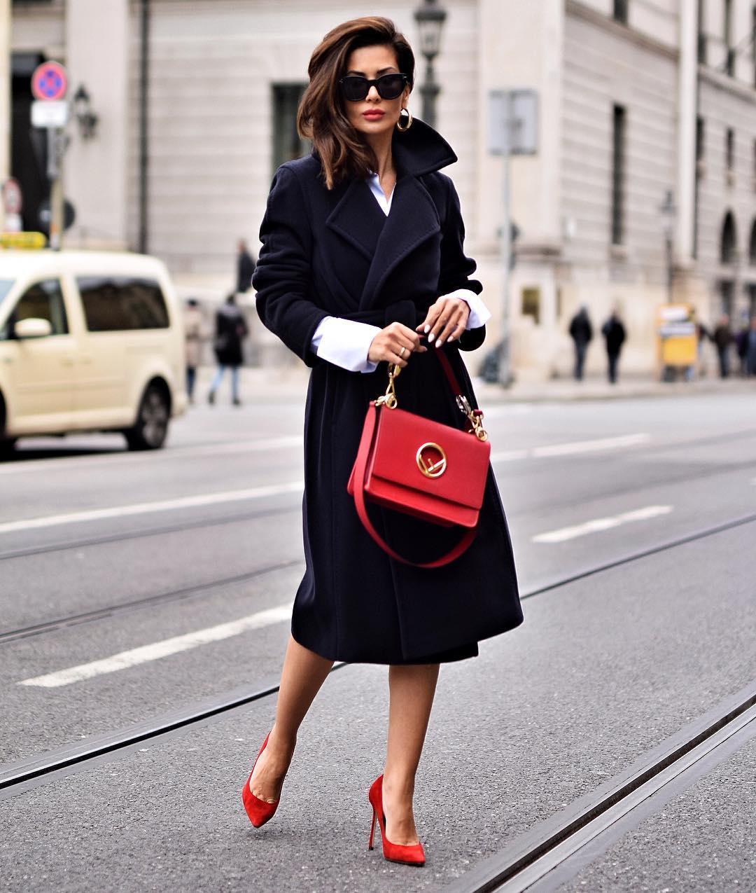 Как носить юбку зимой, чтобы выглядеть стильно: 10 стильных вариантов