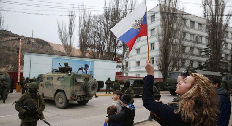 Крымская весна. Как это было…