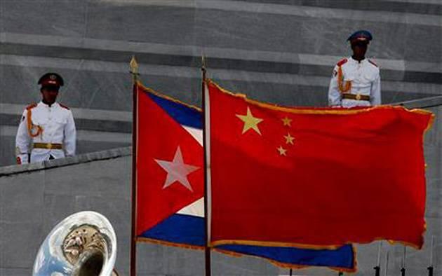 Китай и Куба укрепляют сотрудничество в военной сфере