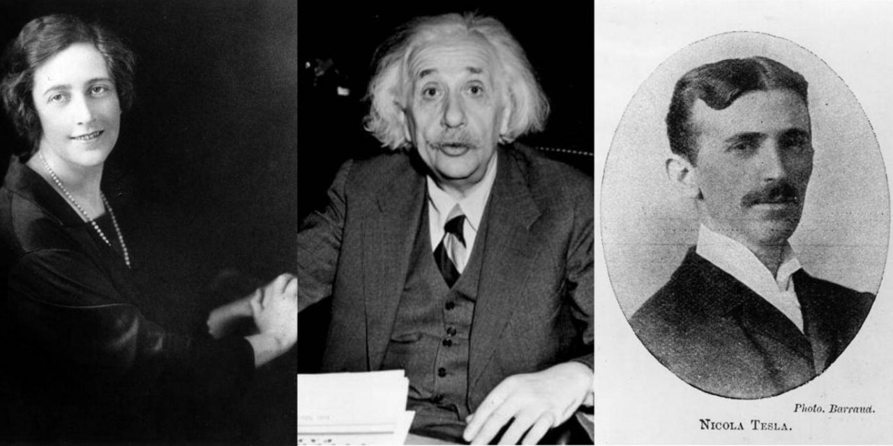Знаменитые гении со странным…