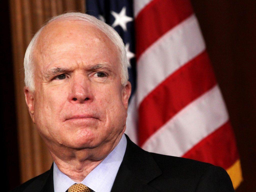 Маккейн заявил, что США прои…