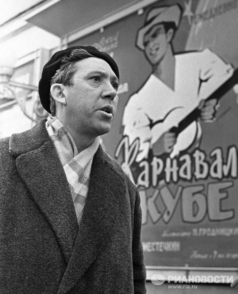 Неизвестный Юрий Никулин
