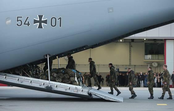 Вывод немецких ВВС с базы Инджирлик для Турции не проблема, заявил Эрдоган