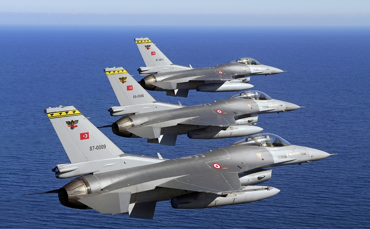 Россия и Турция начали первую совместную воздушную операцию против ИГИЛ