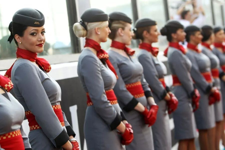 Вопиющая наглость стюардессы…