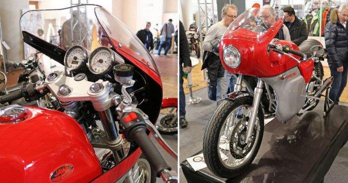 Советская легенда в наши дни: Новая Ява отличается стильным дизайном и мощным двигателем