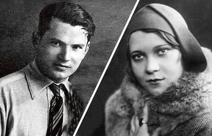Владимир Коралли и Клавдия Шульженко.