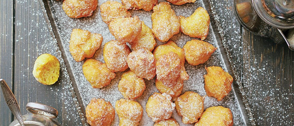Тыквенные рецепты. Пончики из тыквы и Тыквенник