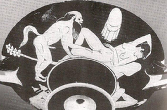 Сексуальные нравы древности. Да по сравнению с ними мы — просто ангелы!