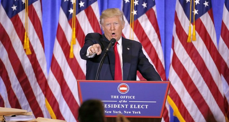 Перестройка по-американски: куда Трамп ведет Америку
