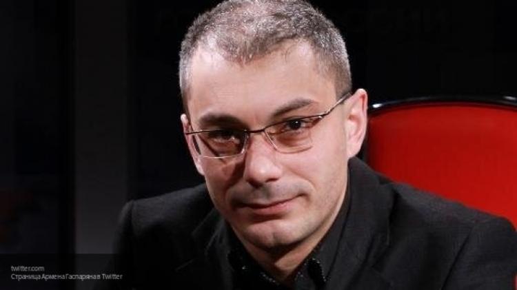 Гаспарян рассказал Соловьеву о «болезни мозга» литовского консульства в РФ