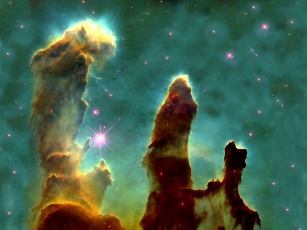 10 das coisas mais inesperadas que os cientistas encontraram no espaço