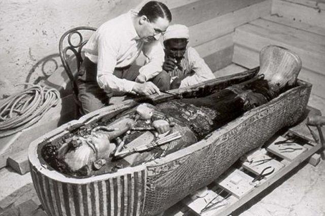 Тайна Тутанхамона. История главного открытия XX века