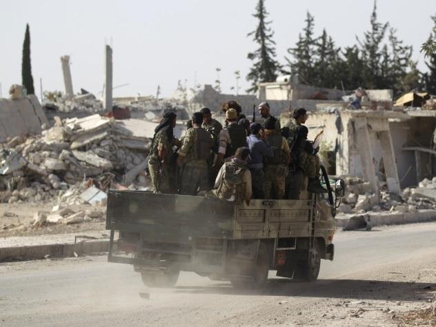 США открыли карты: Американцы начнут бомбить войска Асада