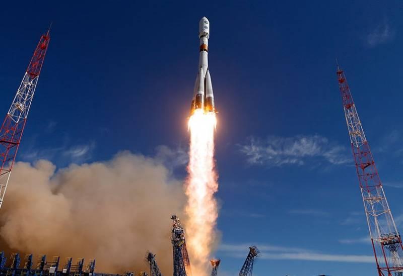 Вывод на орбиту новейшего российского спутника прошел в штатном режиме