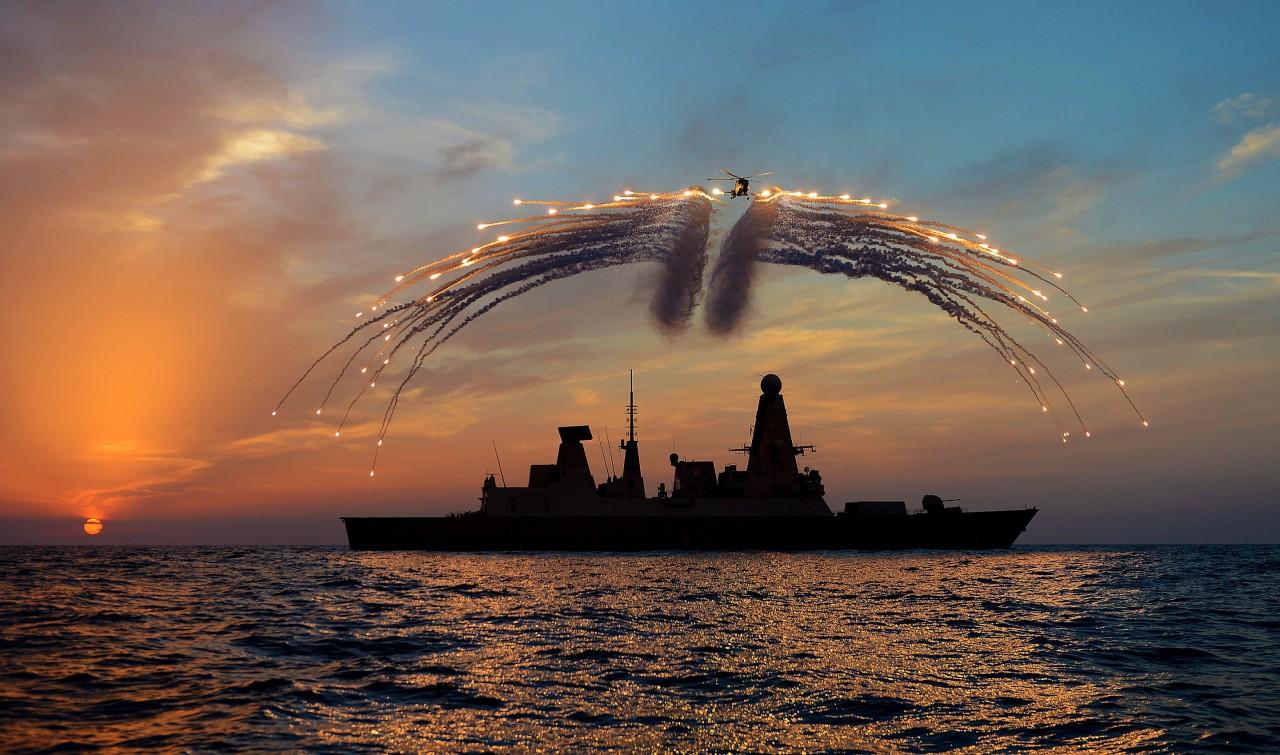 Остров невезения: как грозный британский флот разваливается на глазах