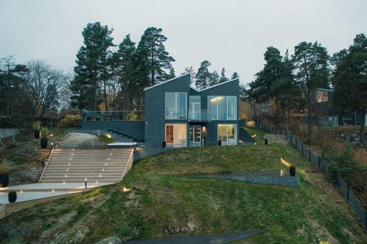 architecture-Swedish-home