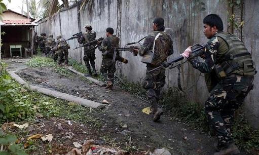 Президент Филиппин может неполететь вТокио из-за боев вМинданао