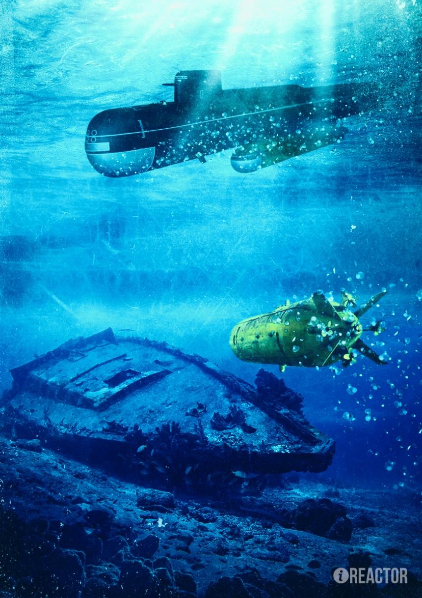 Необитаемые подводные аппара…