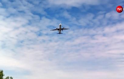 В Иркутске совершил первый полет новый самолет МС-21