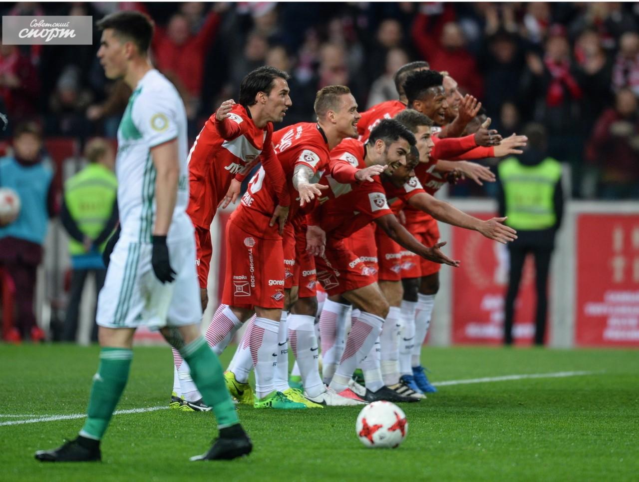 Андрей Червиченко: «Спартак» никак не проявит себя в Лиге чемпионов