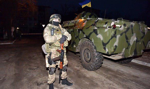 Подготовка к бойне. Порошенко ввёл режим КТО на Донбассе