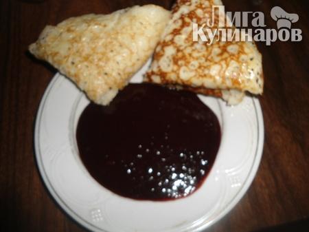 Сливово-шоколадная паста Любава