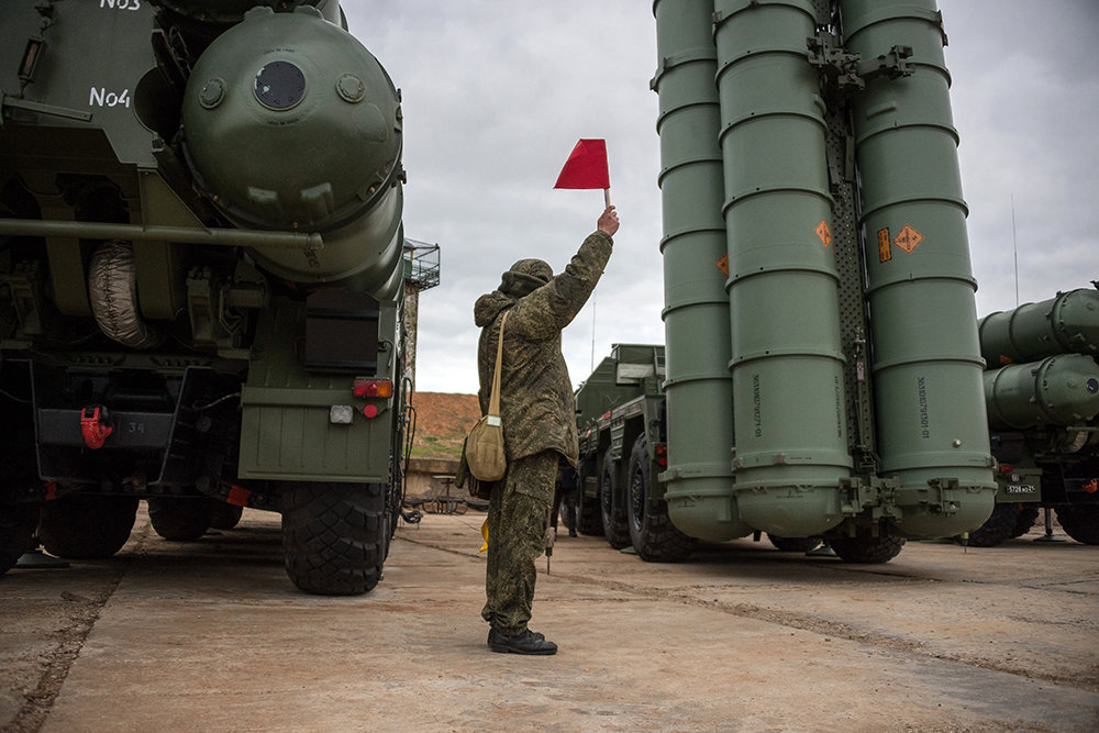 """""""С-400"""" и """"Искандер-М"""" выйдут на парад в Петербурге"""
