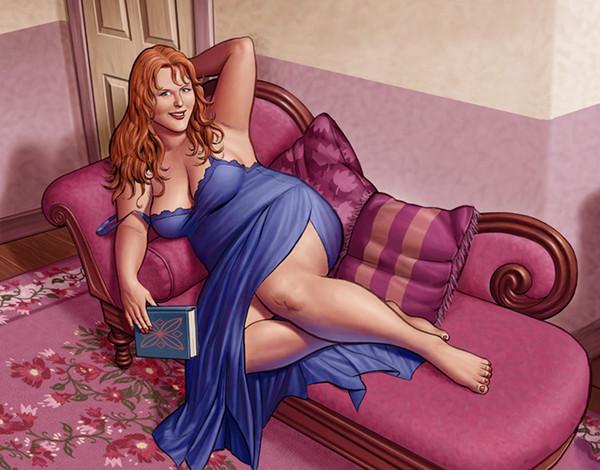 рисованные картинки сексуальные
