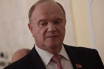 Зюганов прокомментировал планы Собчак пойти в президенты