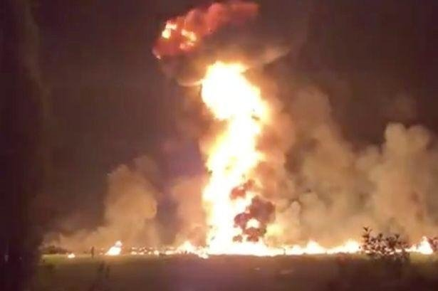 Взрыв трубопровода в Мексике: жертвами стали почти 70 человек