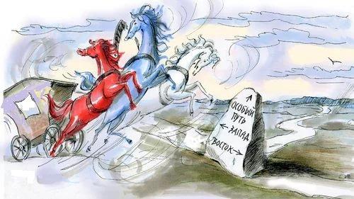Россия на распутье: какой об…