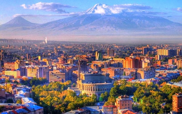 Ереван навтором месте подоступности среди турнаправлений для россиян